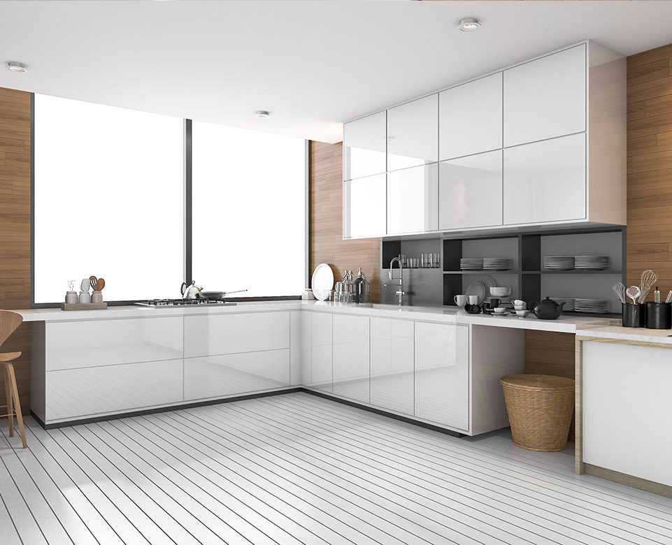 16 Shutter Finishes To Choose From To Create Your Dream Kitchen