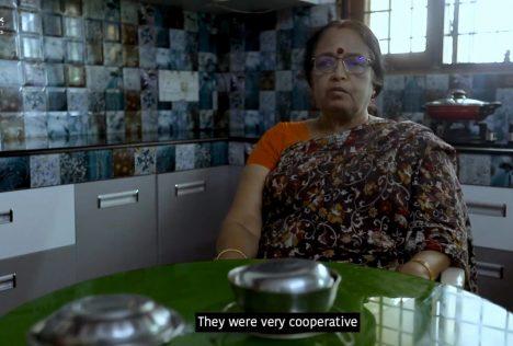 Mrs Narayanan