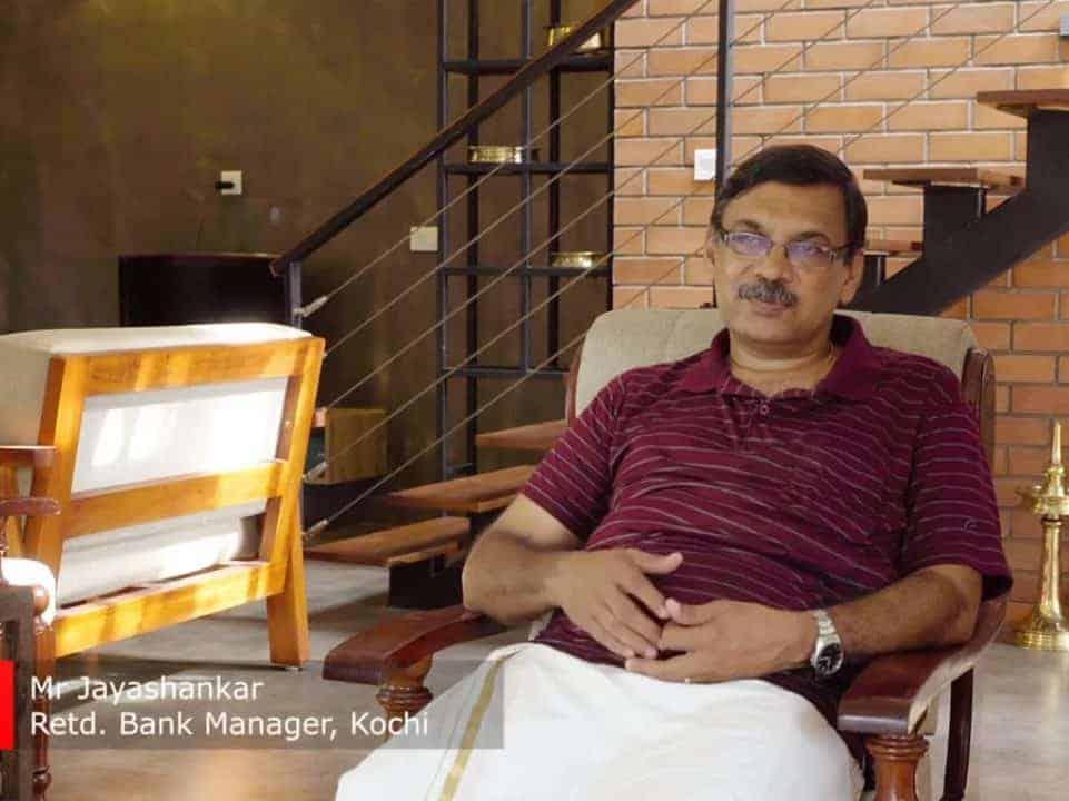 Mr Jayasankar's Kitchen