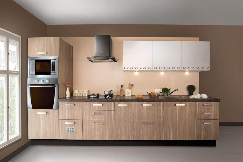 Vintage Wooden Style Kitchen