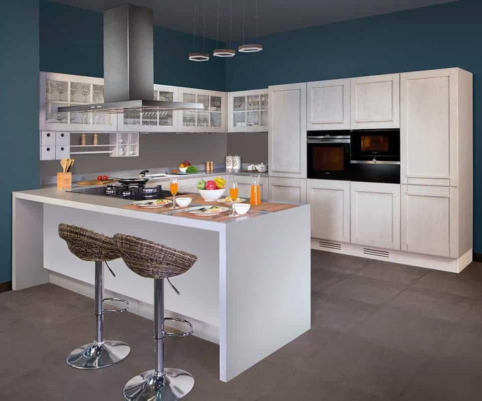 Suave 5pc Veneer Kitchen