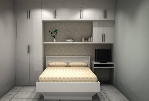 Masterbedroom Wardrobe Concept