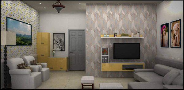 TV Unit Plus Foyer