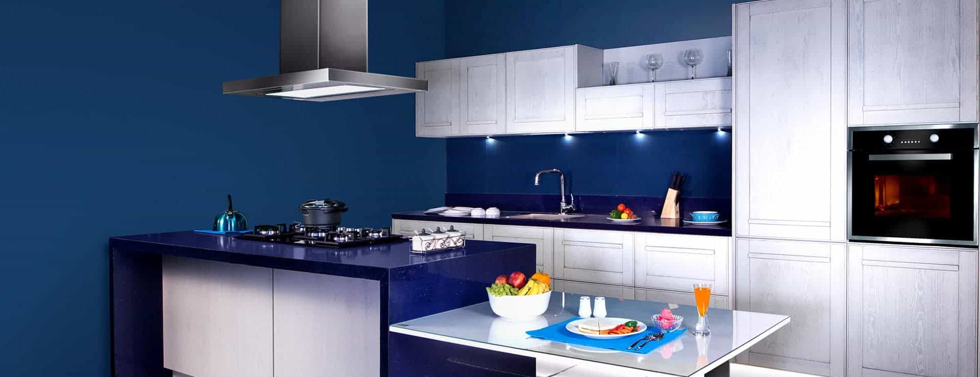 Sleek Kitchens interior 1