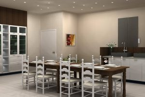 Dining Space Concept