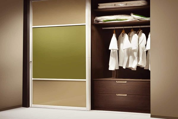 Simple Sliding Wardrobe
