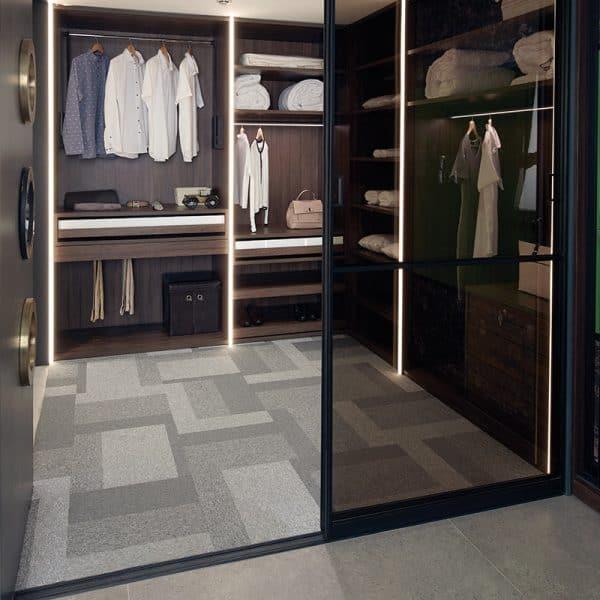 L-Shape Walk-In Wardrobe1